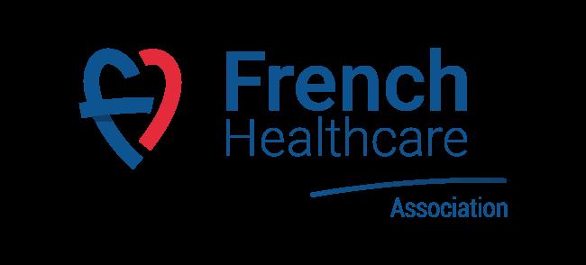 French Healthcare Association logo